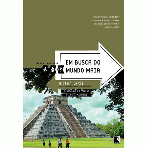 Livro - em Busca do Mundo Maia