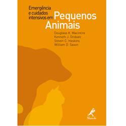 Livro - Emergência e Cuidados Intensivos em Pequenos Anima