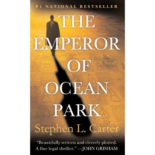 Livro - Emperor Of Ocean Park, The