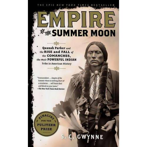 Livro - Empire Of The Summer Moon
