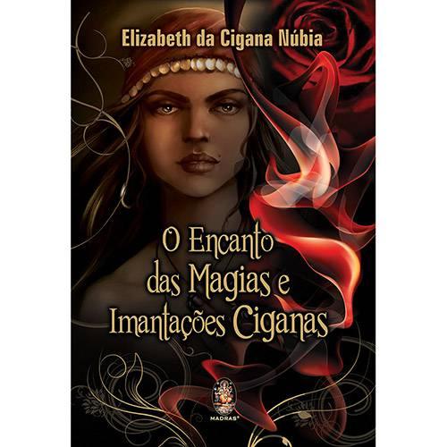 Livro - Encanto das Magias e Imantações Ciganos