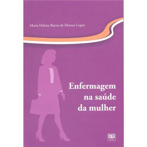 Livro - Enfermagem na Saúde da Mulher