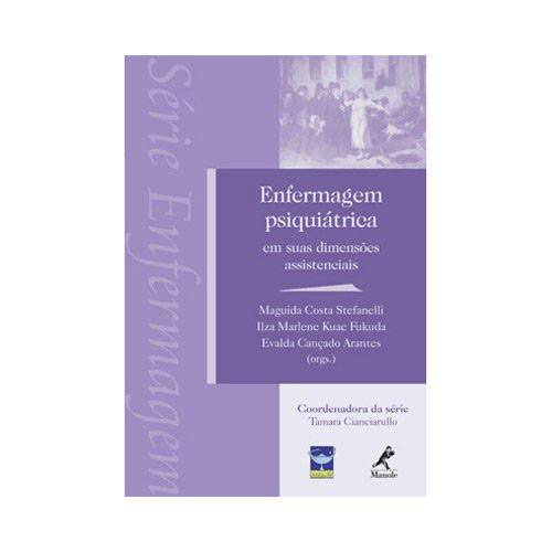 Livro - Enfermagem Psiquiátrica em Suas Dimensões Assistenciais