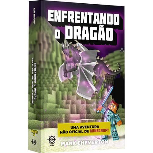 Livro - Enfrentando o Dragão : uma Aventura não Oficial de Minecraft - Vol. 3