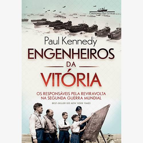 Livro - Engenheiros da Vitória