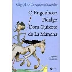 Livro - Engenhoso Fidalgo Dom Quixote de La Mancha, o