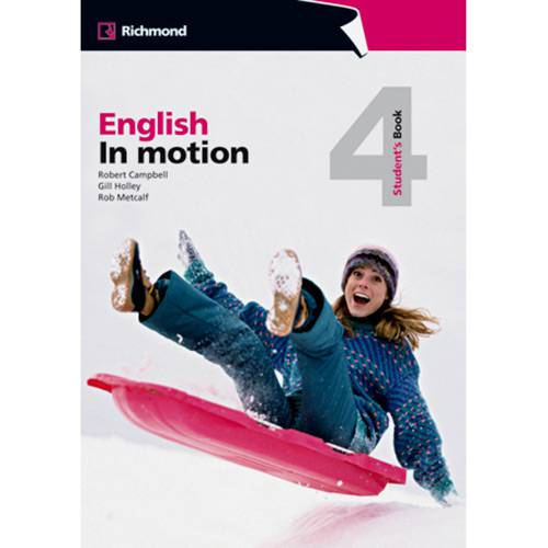 Livro - English In Motion 4: Student's Book