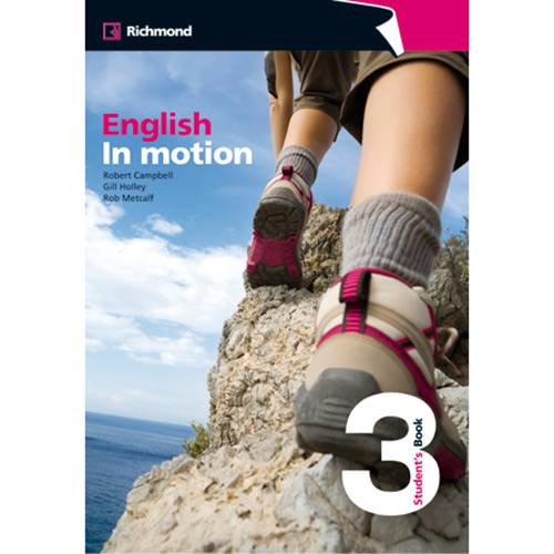 Livro - English In Motion 3: Student's Book