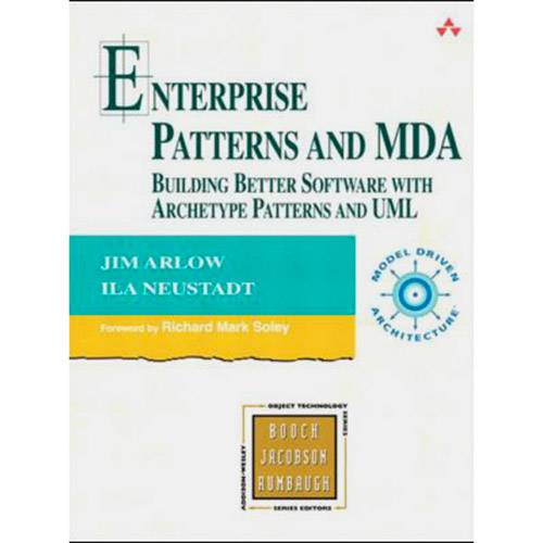 Livro - Enterprise Patterns And Mda - Building Better Software With Archetype Patterns And Uml