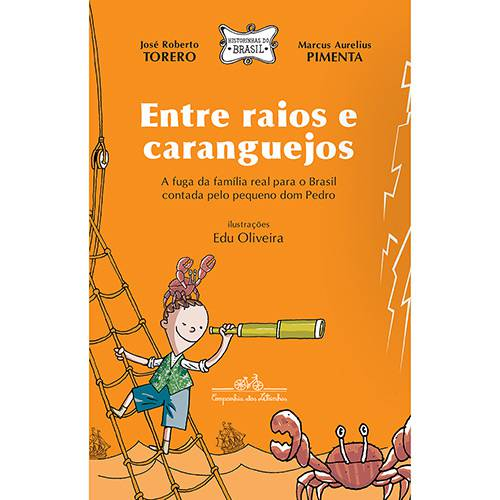 Livro - Entre Raios e Caranguejos
