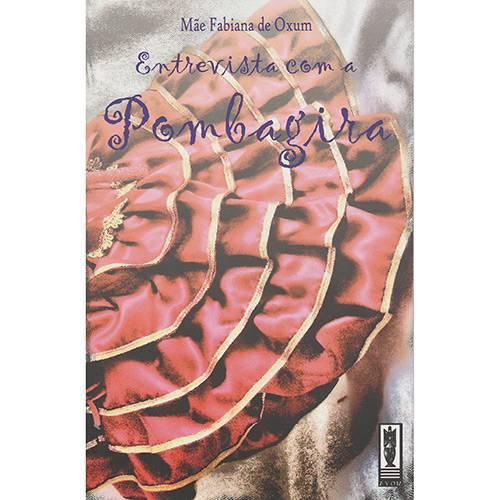 Livro - Entrevista com a Pombagira