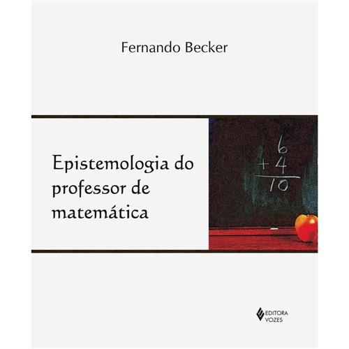 Livro - Epistemologia do Professor de Matemática