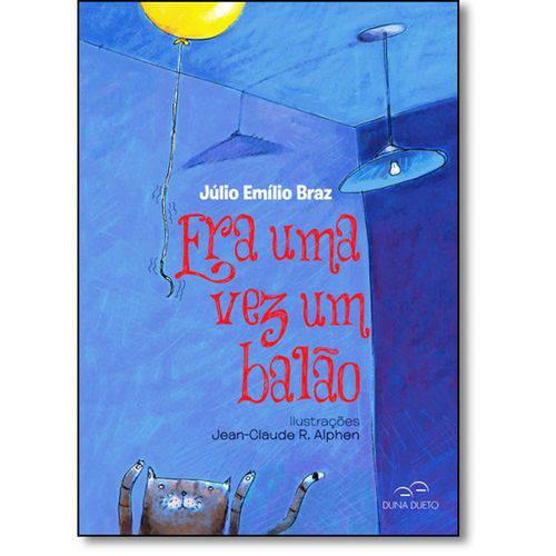 Livro - Era uma Vez um Balão