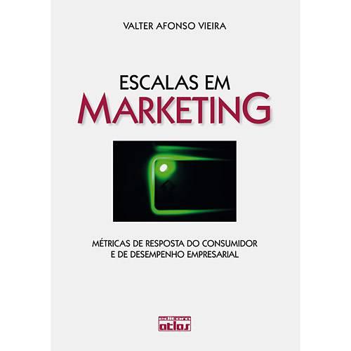 Livro - Escalas em Marketing