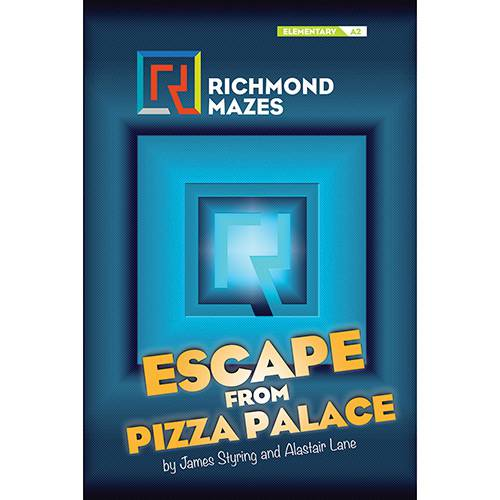 Livro - Escape From Pizza Palace: Elementary A2