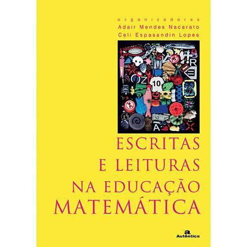Livro - Escritas e Leituras na Educação Matemática