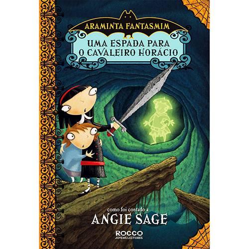 Livro - Espada para o Cavaleiro Horácio, uma