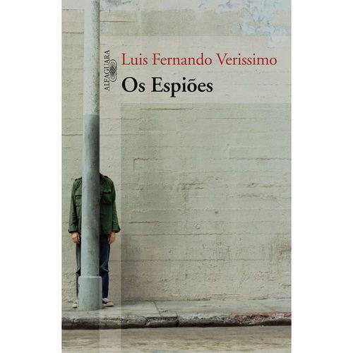 Livro - Espiões, os