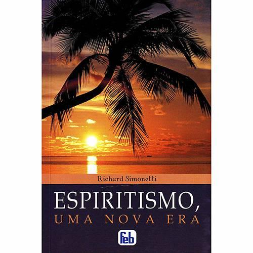 Livro - Espiritismo uma Nova Era
