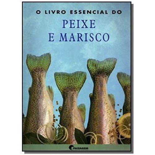 Livro Essencial do Peixe e Marisco, o