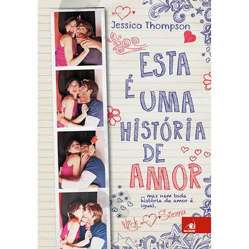 Livro - Esta é uma História de Amor
