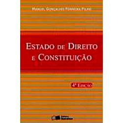 Livro - Estado de Direito e Constituição