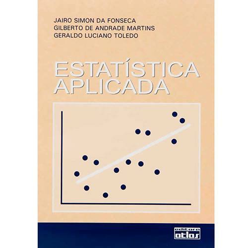 Livro - Estatística Aplicada