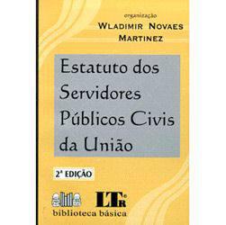 Livro - Estatuto dos Servidores Civis da União