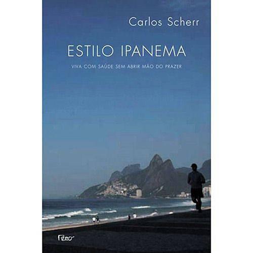 Livro - Estilo Ipanema