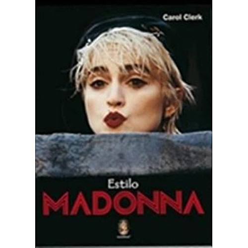 Livro - Estilo Madonna