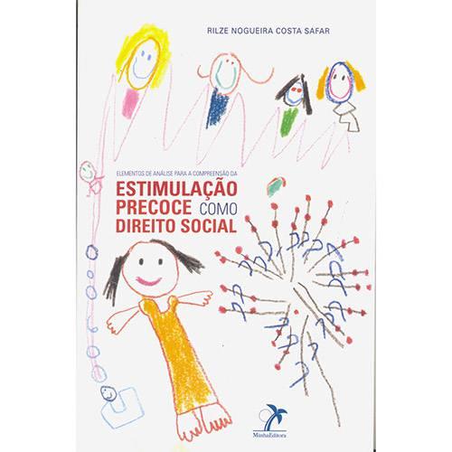 Livro - Estimulação Precoce Como Direito Social