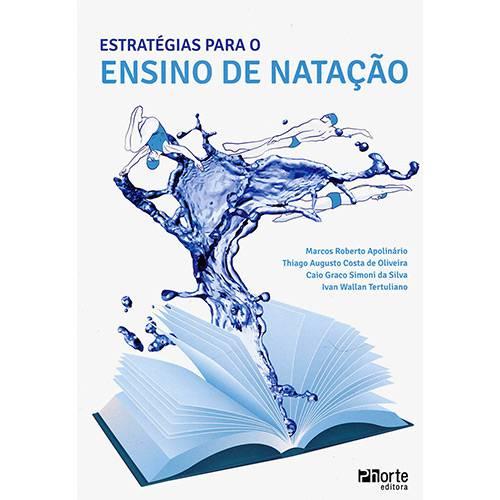 Livro - Estratégias para o Ensino de Natação