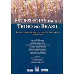 Livro - Estratégias para o Trigo no Brasil