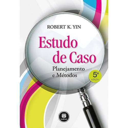 Livro - Estudo de Caso, Planejamento e Métodos