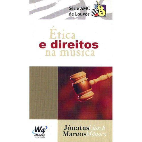 Livro Ética e Direito na Música
