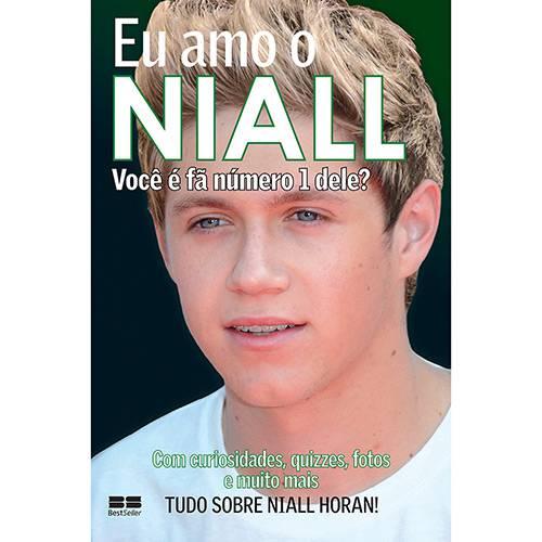 Livro - eu Amo o Niall - Coleção eu Amo One Direction