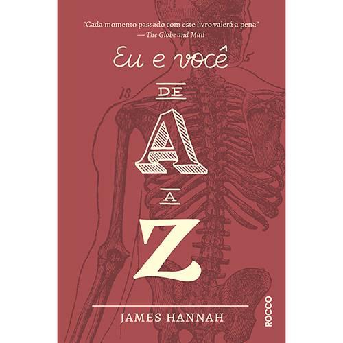 Livro - eu e Você: de a A Z