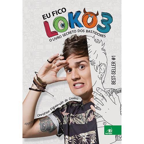 Livro - eu Fico Loko 3 (Autografado)