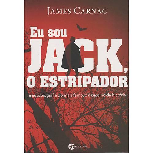 Livro - eu Sou Jack, o Estripador