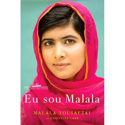 Livro - eu Sou Malala: a História da Garota que Defendeu o Direito à Educação e Foi Baleada Pelo Talibã