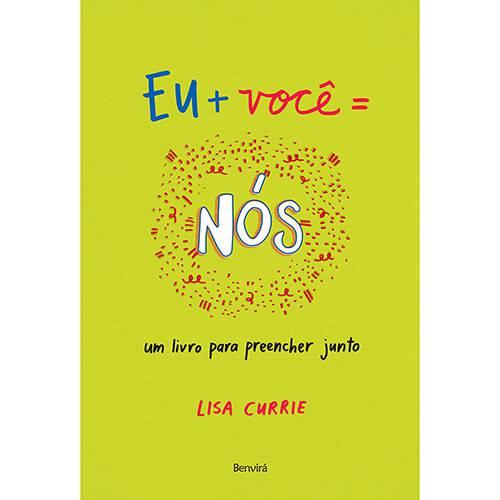 Livro - eu + Você = Nós