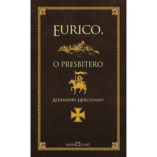 Livro - Eurico, o Presbítero
