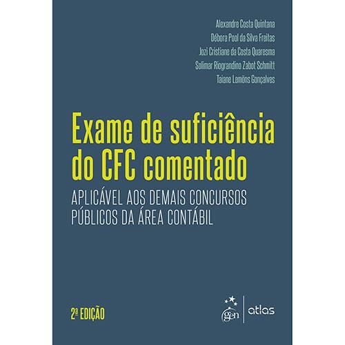 Livro - Exame de Suficiência do CFC Comentado
