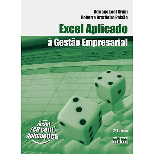 Livro - Excel Aplicado à Gestão Empresarial