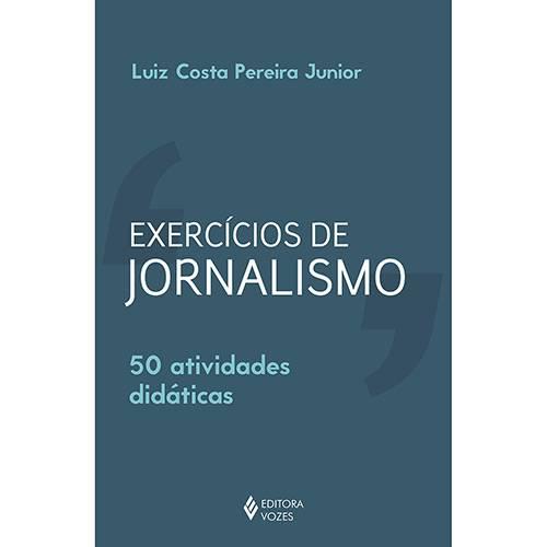 Livro - Exercícios de Jornalismo: 50 Atividades Didáticas