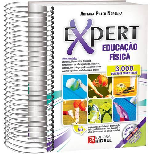 Livro - Expert: Educação Física