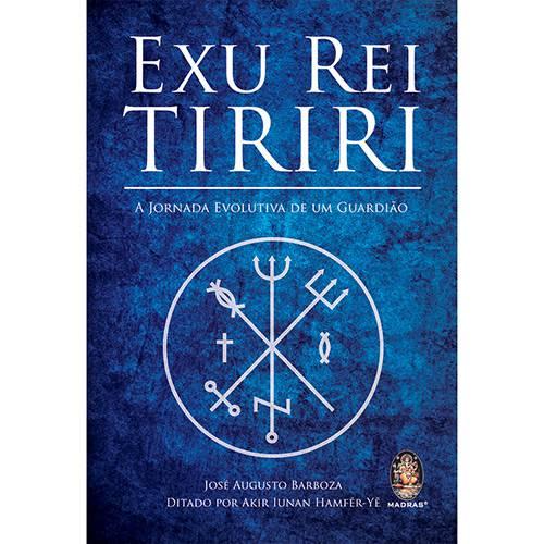 Livro - Exu Rei Tiriri
