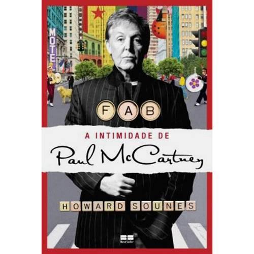 Livro - Fab - a Intimidade de Paul Mccartney