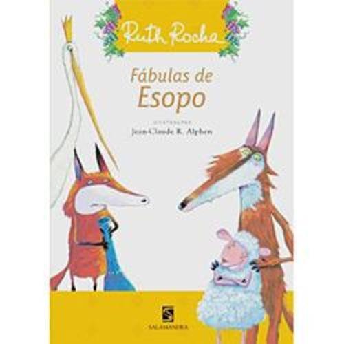 Livro - Fábulas de Esopo