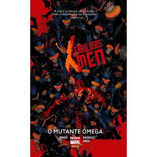Livro - Fabulosos X-Men